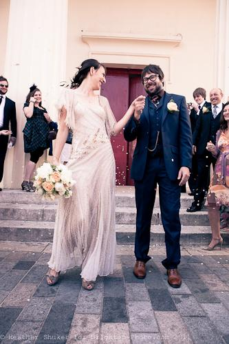 mariage brighton glitter