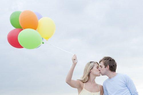 seance engagement ballons