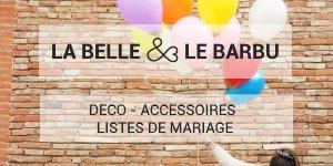 la belle et le barbu eshop mariage / partenaire withalovelikethat