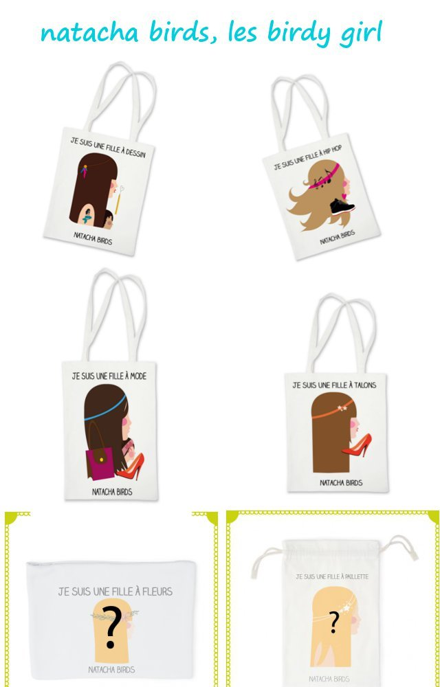 un sac en tissu pour votre mariage