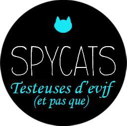 les spycats - testeuses evjf / enterrement de vie de jeune fille / withalovelikethat