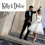 Kitty and Dulcie , robes de mariée en ligne petit prix / partenaire withalovelikethat.fr