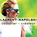 Laurent Kapelski - couturier créateur de robe de mariée / partenaire withalovelikethat.fr