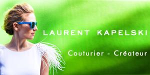 Laurent Kapelski créateur de robe de mariée Paris / partenaire withalovelikethat.fr