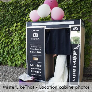 Misterlikethat / location cabines photos et animations mariage / partenaire withalovelikethat