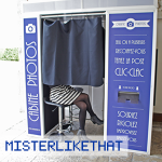 Mister like that / location cabine photo /photobooth / photomaton /