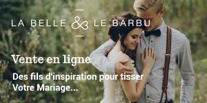 partenaire withalovelikethat / la belle et le barbu / si de vente en ligne autour du mariage