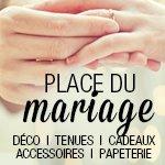 place du mariage / partenaire withalovelikethat