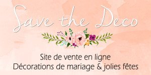 Save the deco, partenaire withalovelikethat