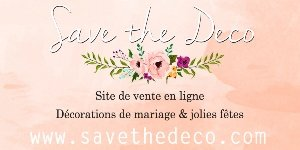 save the deco - partenaire withalovelikethat