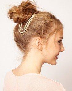 bijoux de cheveux mariee