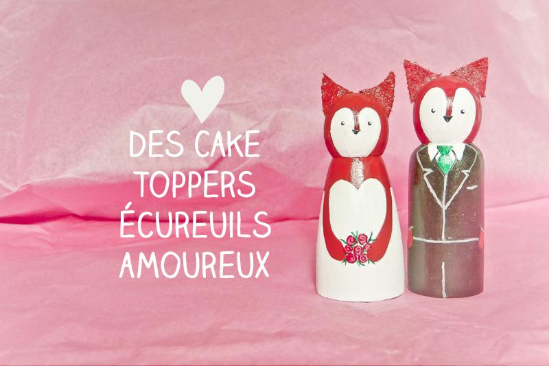 cake toppers originaux natacha birds