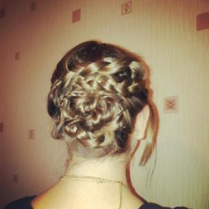 coiffure tressee pacs