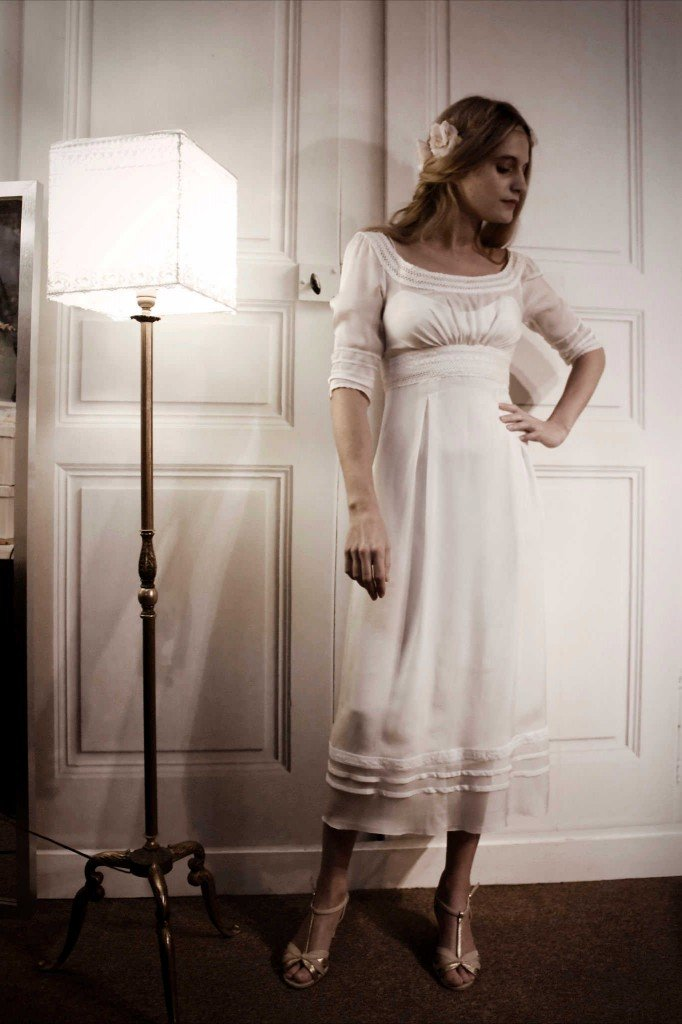 Mes 5 préférées par … Stéphanie Wolff, robe de mariée