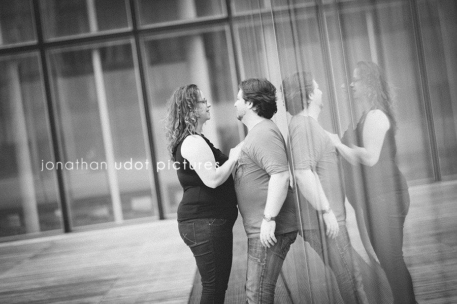 photo urbaine couple
