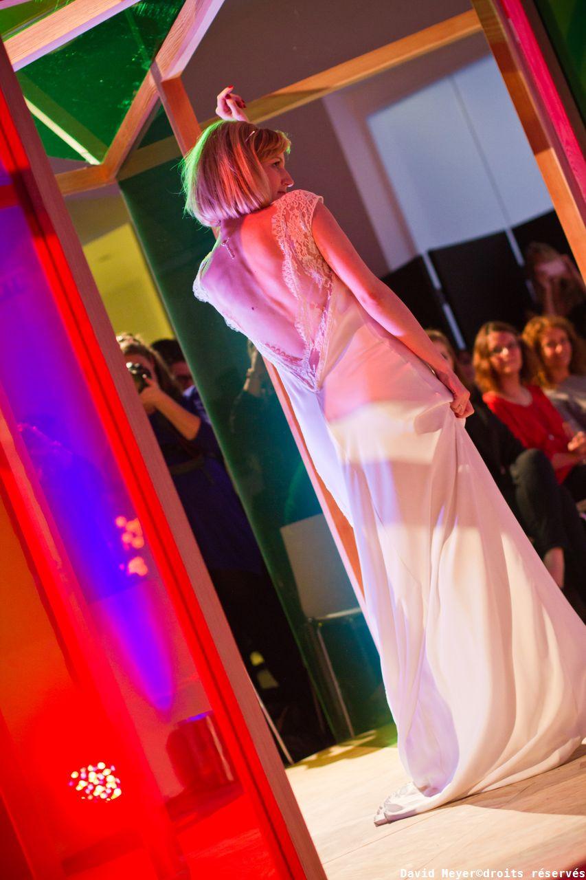 robe de mariee retro