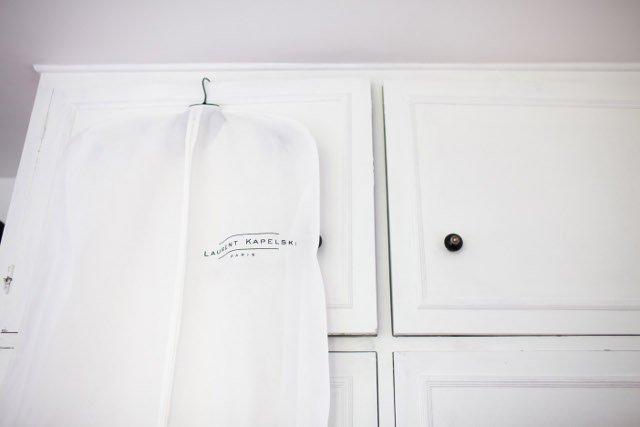 robe de mariee laurent kapelski