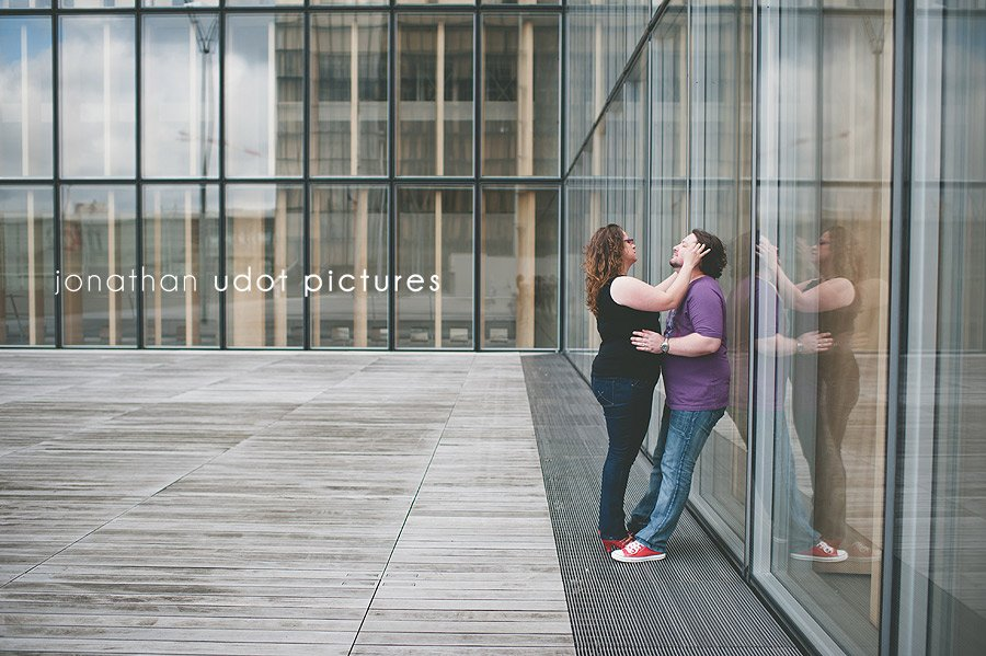 seance couple urbaine