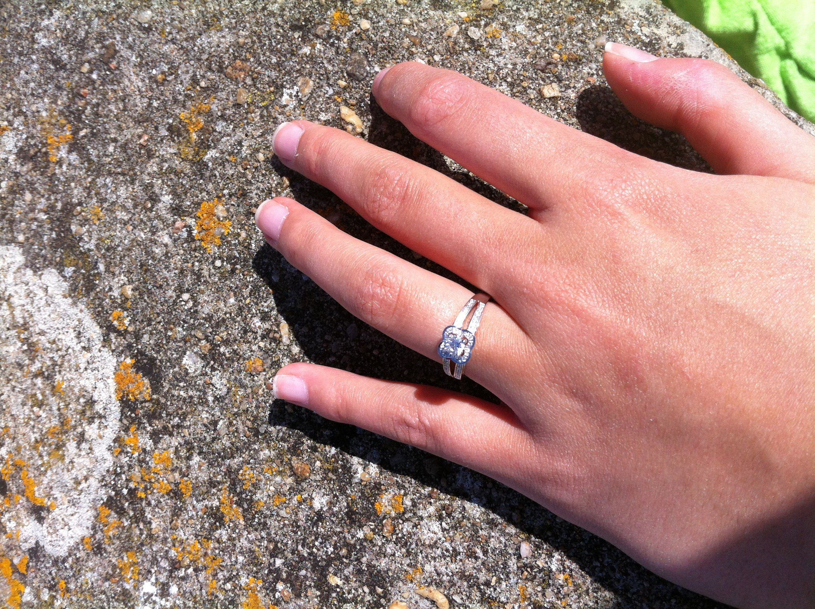 Super bague-de-fiancailles-mauboussin - With a love like that - Blog  QG39