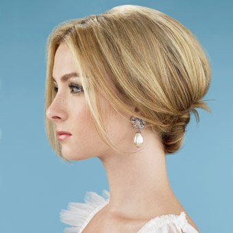coiffure courte elegante
