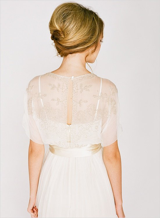 coiffure mariage elegante