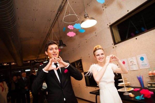 flashmob mariage with a love like that