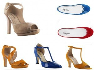 chaussures mariage couleur
