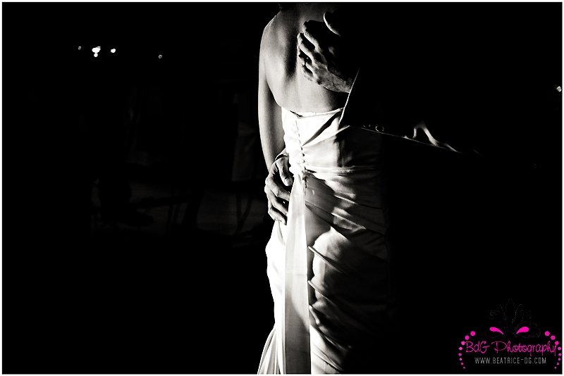 couple photo noir et blanc
