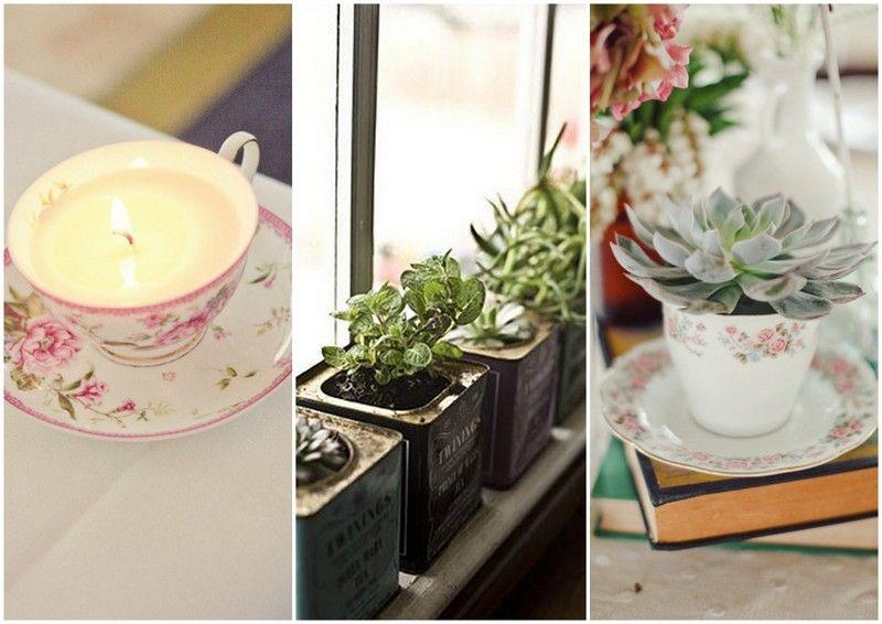 décoration thé