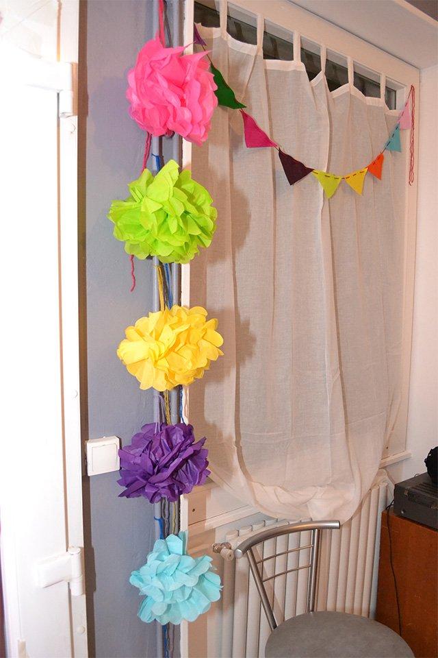 decoration-anniversaire-multicolore