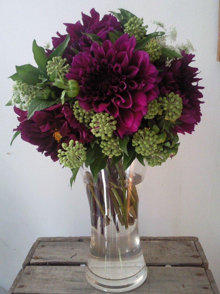 une belle idée de cadeau fleuri!