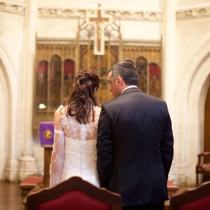 mariage d'hiver paris