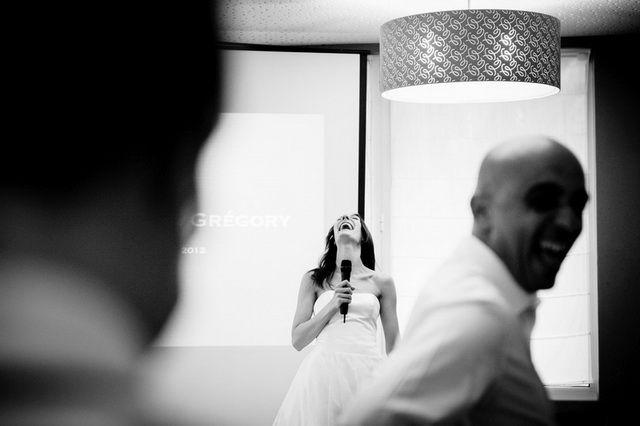 Thomas Dufourneau photographe mariage noir et blanc