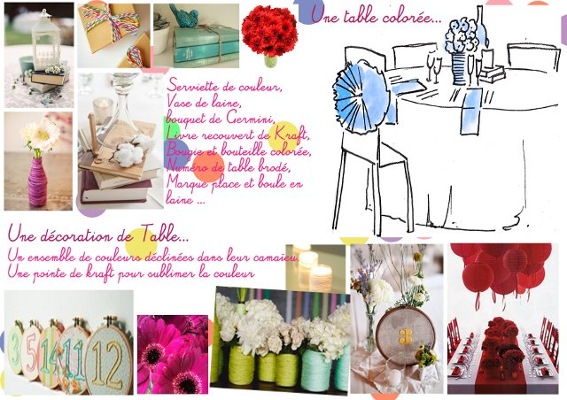 decoration-table-colore-mariage