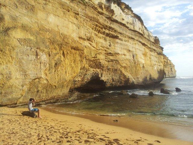 voyage de noce australie great ocean road