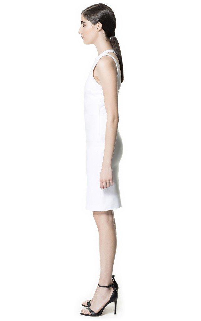 une petite robe blanche pour votre mariage civil