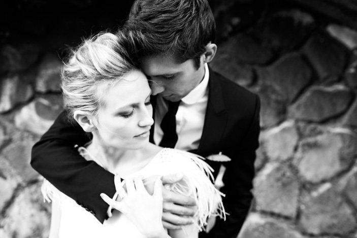 photos des mariés day after