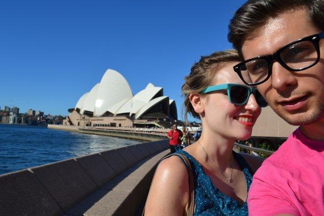 voyage de noce australie sydney