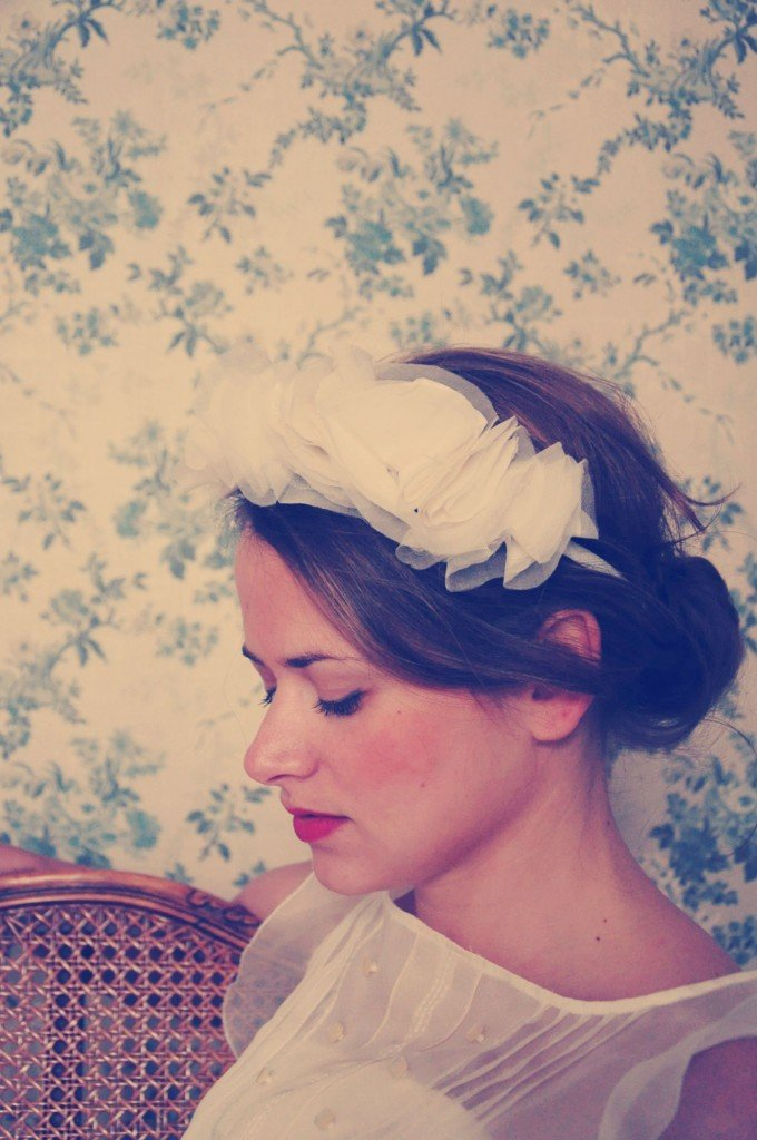 headband mariée maison anne sophie coulot