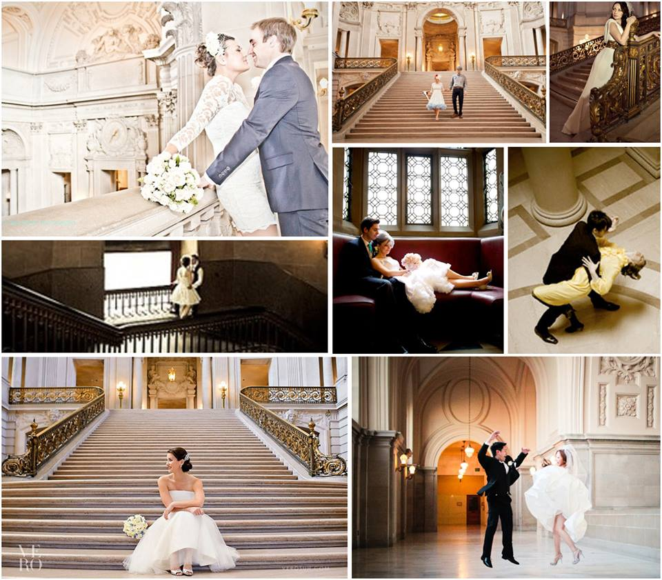 planche inspiration mariage civil chic