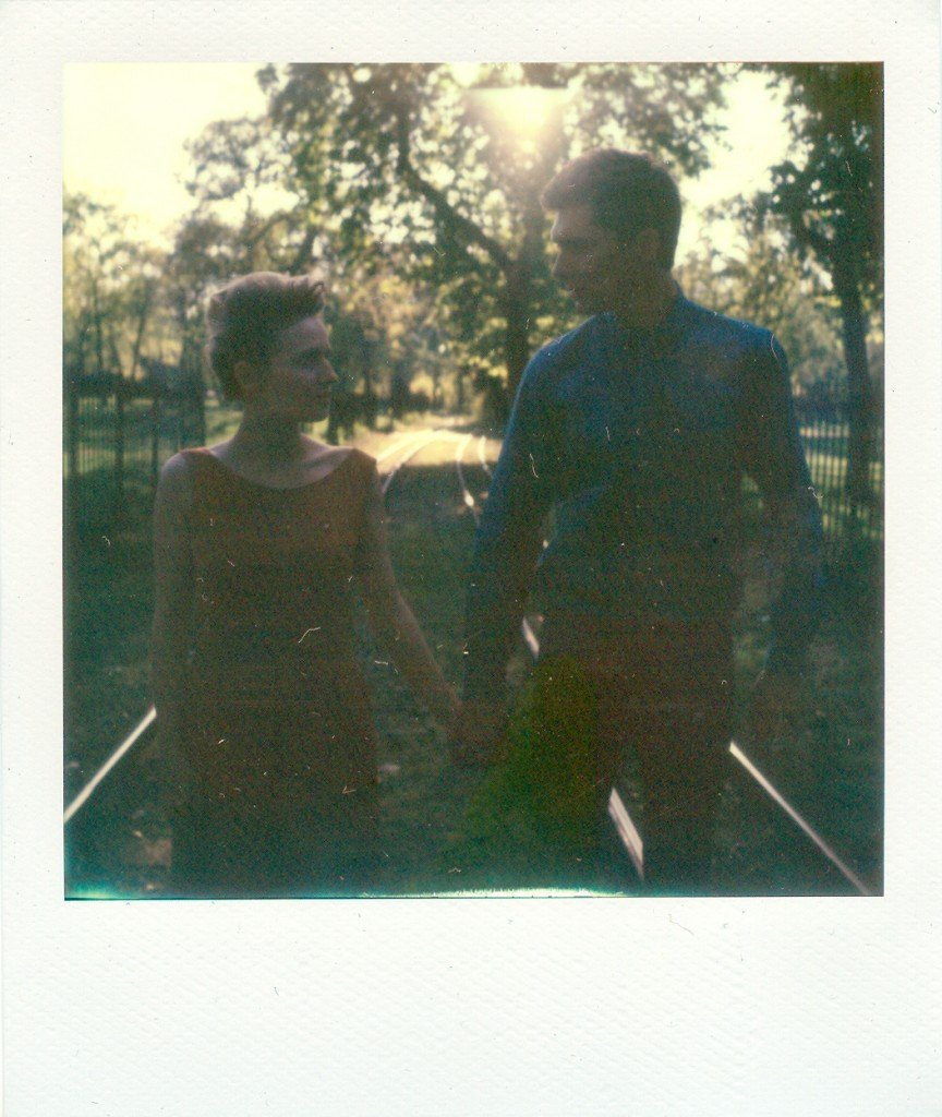 shooting polaroid with a love like that