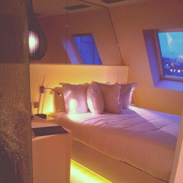 hotel pour nuit romantique paris