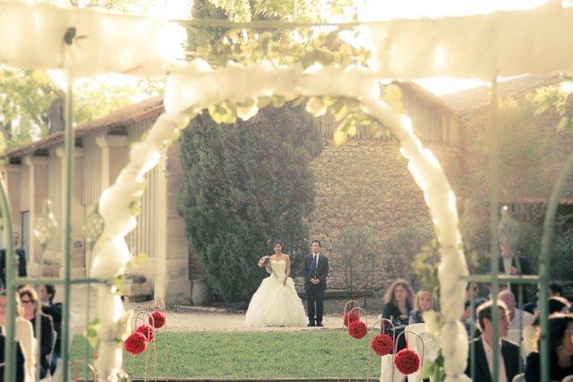 mariage en provence mas des comptes de provence - Mariage Mas Provencal