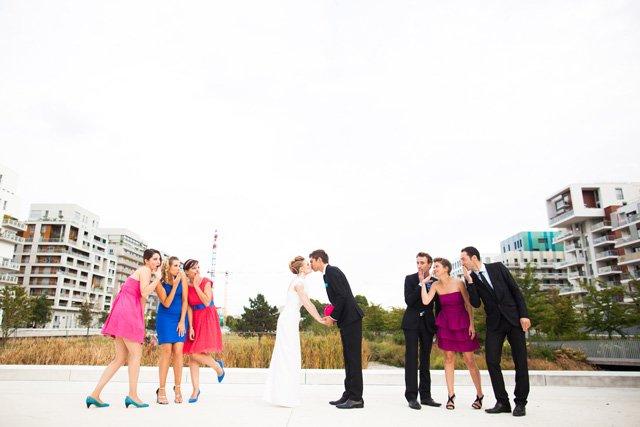 mariage withalovelikethat, mariés et témoins