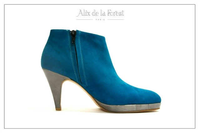 chaussures personnalisable made in france alix de la forest
