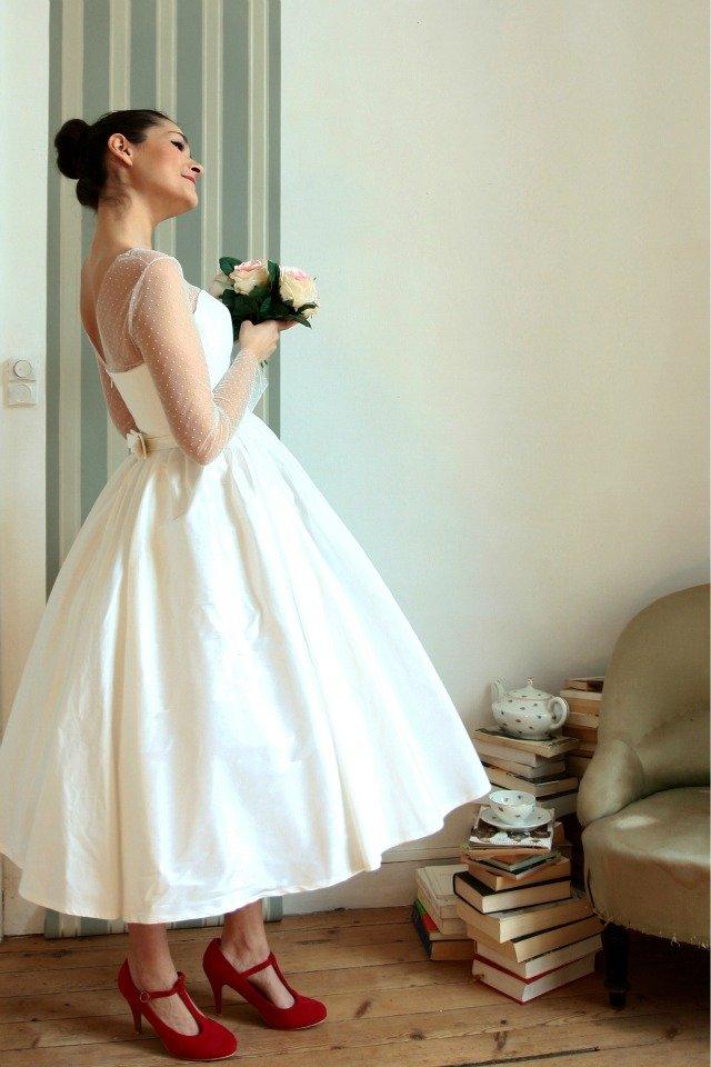 Mes 5 - robes de mariées - préférées par Bérengère Cardera ...