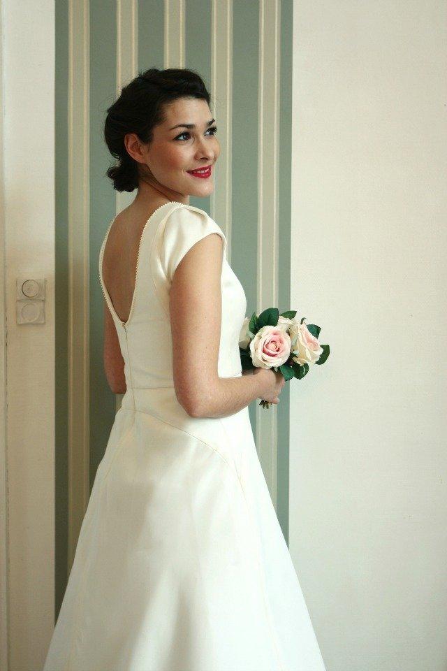 robe de mariée berengere cardera