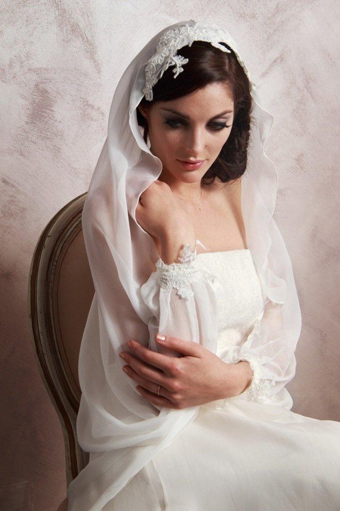 voile de mariée créatrice paris