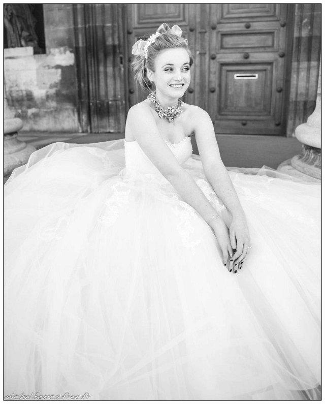 Une créatrice de robe de mariée à Reims, Josefa et moi ...
