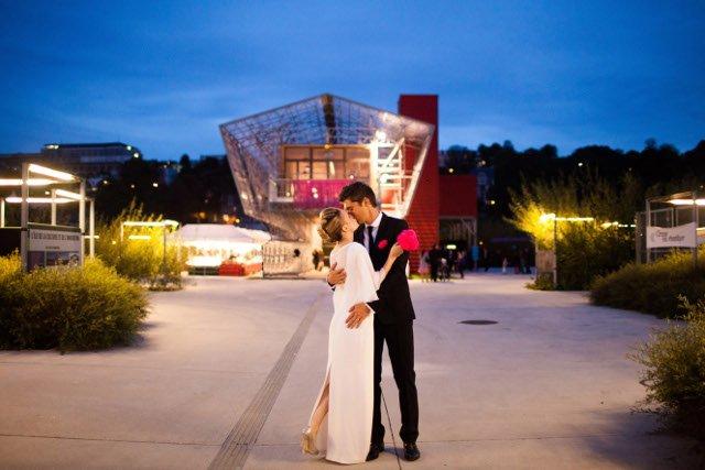 mariage nuit paris